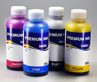Краска для принтера HP 3525, 4x100 мл