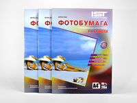 Фотобумага суперглянец А4 / 190 г / 20 л, IST Premium