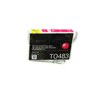 Картридж для Epson T0483, Magenta (Пурпурный) / Т2