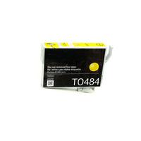 Картридж для Epson T0484, Yellow (Желтый) / Т2