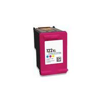 Картридж для HP Deskjet 1050, 2050, 500 / Цветной, Color №122 (CH564HE)