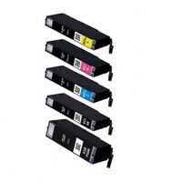 Картриджи для Canon PIXMA iP8740, комплект 5шт / Easy Print
