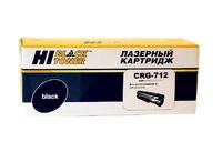 Картридж для Canon LBP 3100 и др. (Cartridge 712) Hi-Black