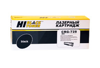 Картридж для Canon MF 4450 / 4430 / 4410 и др. (Cartridge 728) Hi-Black