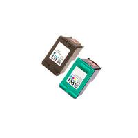 Картриджи для HP DeskJet D4163, комплект 2шт. / EasyPrint