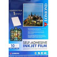 Самоклеющаяся пленка для струйных принтеров LOMOND A4, 10л