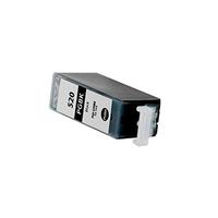 Картридж для Сanon iP3600, iP4700, MP550 (Черный / Pigment Black) PGI-520BK