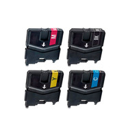 Картриджи для Brother DCP-J125, J315W, MFC-J265W, J410 и др. (Комплект из 4 шт)