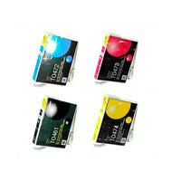 Картриджи для Epson Stylus Photo C63, C85, CX3500, CX6500 (Комплект из 4 шт)