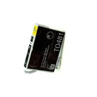 Картридж для Epson Stylus Photo R200/R220/R300/RX600 и др. Черный (Black), T0481
