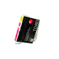Картридж для Epson Stylus Photo R200/R220/R300/RX600 и др. Пурпурный (Magenta), T0483