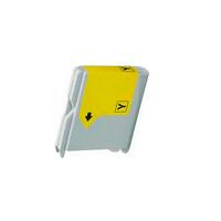 Картридж для Brother DCP-350C, DCP-135C и др. (LC1000Y) Желтый
