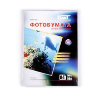 Фотобумага матовая двусторонняя А4 / 200 г / 50 л, IST