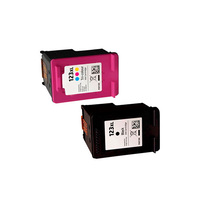 Картриджи для HP Deskjet 2130, 2620, 3835 (Комплект из 2 шт) №123XL, №123
