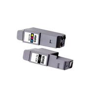 Картриджи для Сanon iP1500, iP2000, iP1000 (Комплект из 2 шт) BCI-24BK / BCI-24C