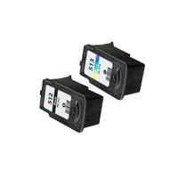 Картриджи для Сanon PIXMA iP2700, MP230, MP280, MP282 (Комплект из 2 шт) PG-512 / CL-513