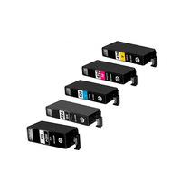 Картриджи для Сanon iP4840, iP4940, MG5140 (Комплект из 5 шт) PGI-425 / CLI-426