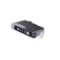 Картридж для Canon PIXMA MP500, MP600, MP800, iP3300, iP4200, iP5200, iP6600D, iX5000, MP610 (CLI-8BK)