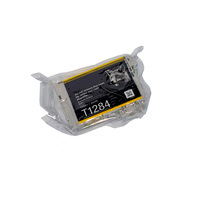 Картридж для Epson Stylus Photo S22, SX125, SX130, SX230 и др. IC-ET1284 (T1284, T1294) Yellow