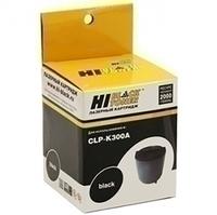 Картридж для Samsung CLP-300 / CLX-2160 / 3160N и др.  (CLP-K300A) Hi-Black, Black