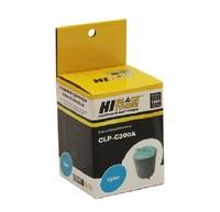 Картридж для Samsung CLP-300 / CLX-2160 / 3160N и др.  (CLP-C300A) Hi-Black, Cyan