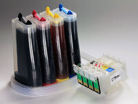 СНПЧ Epson CX9300F, CX8300, CX3900, CX4900 и др. с чипами (CISS-C79 new)