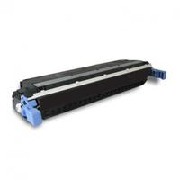 Картридж для HP LJ Color 5500 / 5550 ... № 645A / C9730A, Black (Черный)