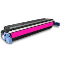 Картридж для HP Color Laser Jet 5500 / 5550 ... C9733A / № 645A / Magenta (Пурпурный)