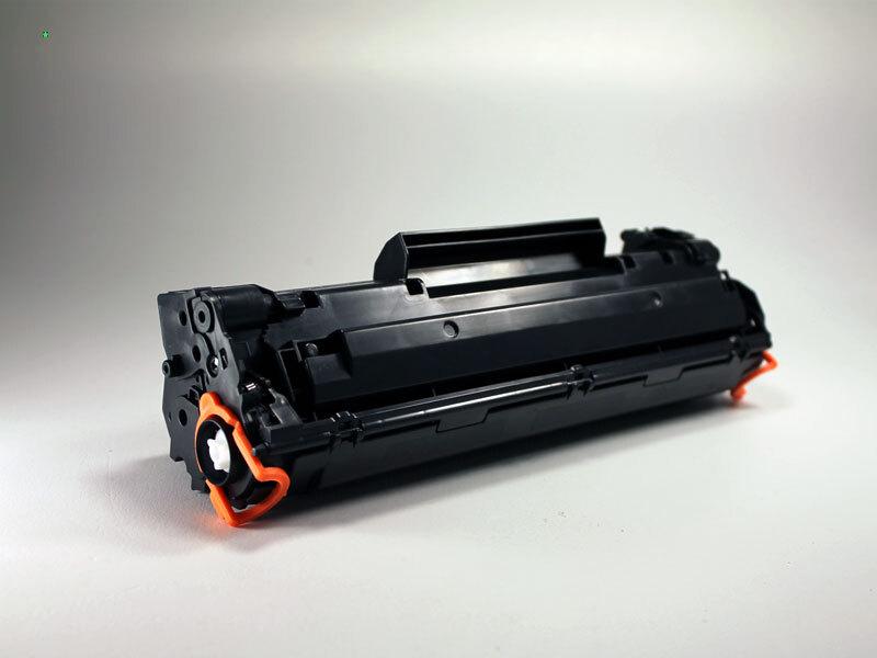 Картридж для Canon LBP-7010C / LBP-7018C (№729; №126A) Black (черный)