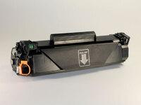 Картридж для HP 36A / CB436A, Black (Черный)