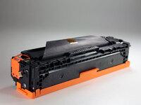 Картридж для HP Color LJ CM1312MFP ... № CB541A Cyan / CB541A Cyan