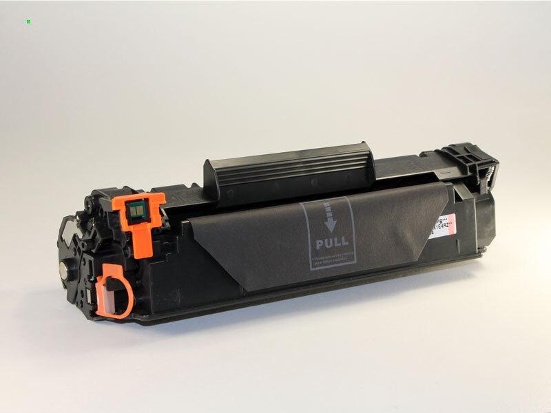 HP LaserJet P1102 - картридж № CE285A / CE285A