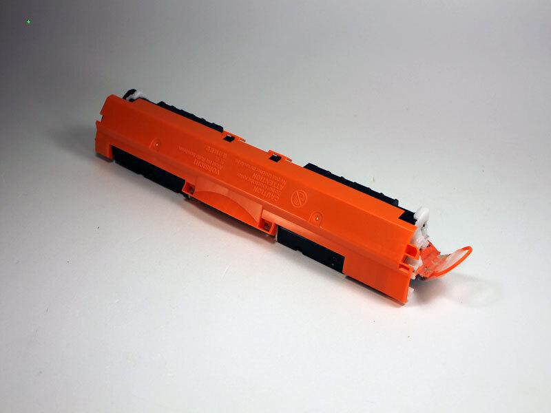 Картридж принтера HP 1025 № CE310A BLACK / CE310A BLACK