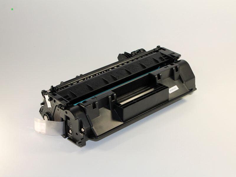 HP 505A - картридж № CE505A / CE505A