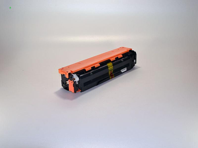 HP 2510 - картридж № CF210X BLACK / CF210X BLACK