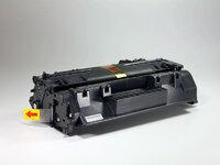 Картридж для HP LaserJet 400 Pro, LJ P2035, LJ P2055... № 80A / 05A / CF280A / CE505A