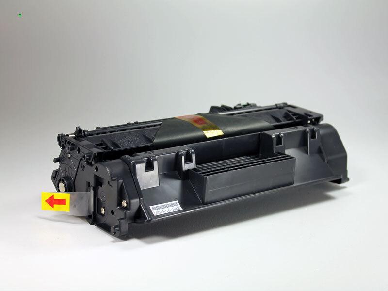 HP LaserJet 400 M401DN - картридж № 80A / CF280A