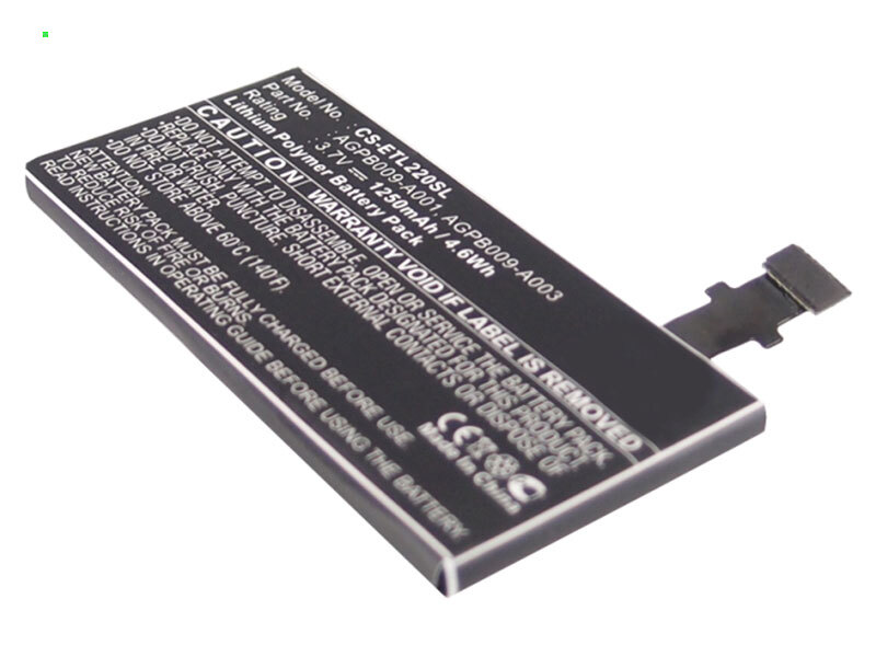 Аккумулятор Sony P (ET-L220) AGPB009-A001