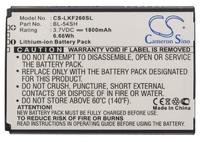 неверная карточка! Аккумулятор LG G2 / D331 (LKF-260) BL-54SG