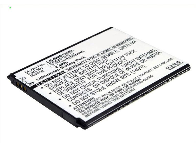 Аккумулятор для Samsung Galaxy S3 mini связной (GT-i8190) EB-FIM7FLU / EB425161LU