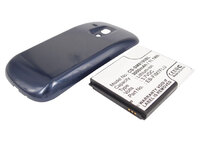 Усиленный аккумулятор Samsung Galaxy S3 mini (SM-8190) EB-F1M7FLU