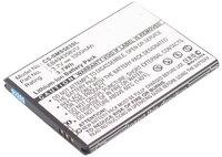 Аккумулятор для Samsung Galaxy Ace / Gio / s5830 / GT-S6802 (SM-S583) EB494358VU