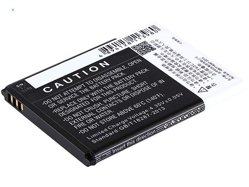 Аккумулятор ZTE Blade Q lux / 4G (Li3822T43P3h675053)