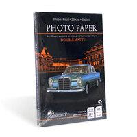 Фотобумага матовая двухсторонняя 10х15 / 220 г / 50 л, REVCOL, тв/уп