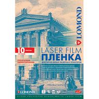 Пленка для черно-белой лазерной печати LOMOND A4, 100 мкм, 10 л