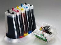 СНПЧ Epson BX320FW... с чипами