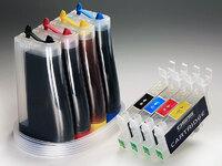СНПЧ для Epson T40W / TX200 / TX209 / TX210 / TX219 / TX300F... с чипами