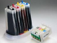 СНПЧ для Epson TX106 / TX109 / TX117 / TX119... с чипами