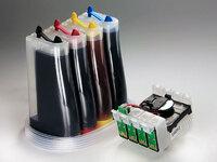 СНПЧ для Epson SX525WD / SX535WD / SX620FW... с чипами