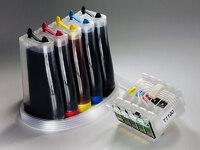 СНПЧ Epson T1100... с чипами